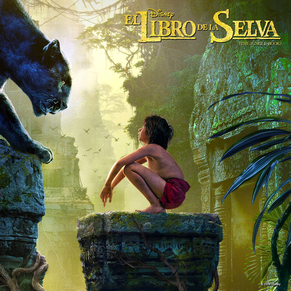 El Libro de la Selva - Movistar Gran Vía 28