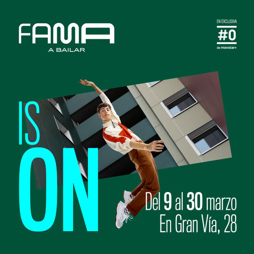 FAMA IS ON!